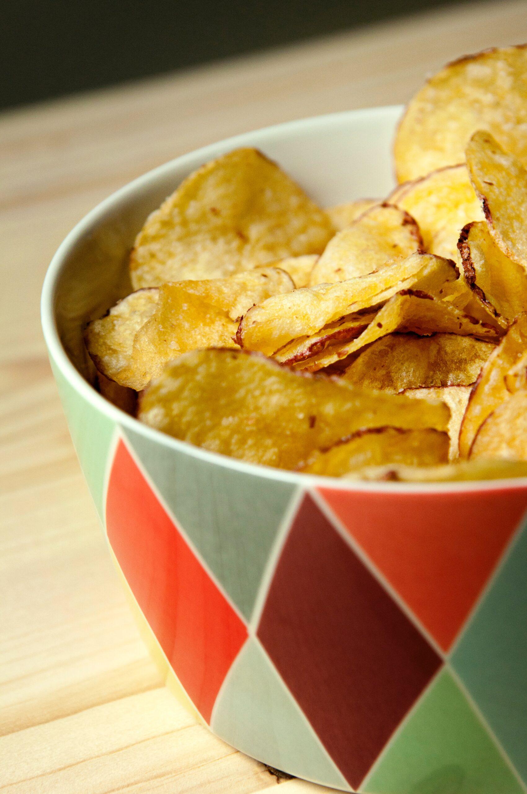 In praise of crisps!
